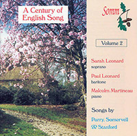 A Century of English Song Volume 2 (1999)
