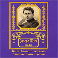 Joseph Marx Lieder