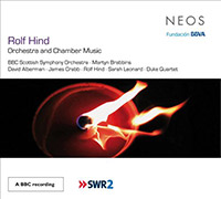 TRolf Hind - Orchestra and Chamber Music