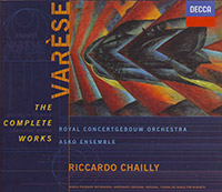 The Complete Works of Varese